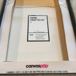 High Quality Framing - Canvaspop - TechBreakBlog.com