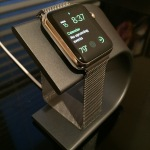 Side View Nomad Stand for Apple Watch - Tech Break Blog