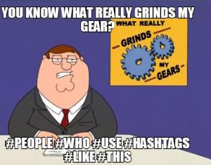 Hashtag Family Guy  Tech Break Blog