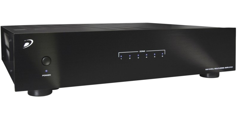 Dayton Audio 12 Channel Amp
